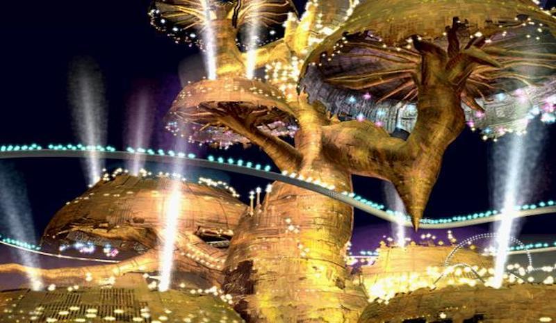 Gold Saucer Final Fantasy VII