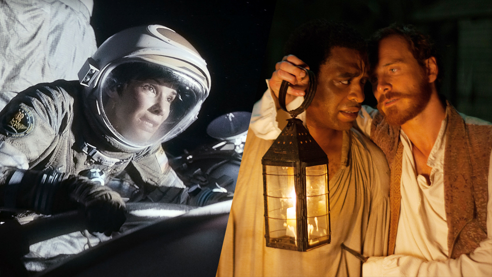 Gravity 12 years a slave