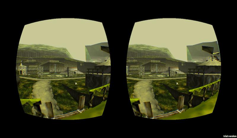 Kokiri Forest Oculus Rift