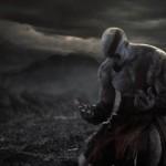 Kratos hands God of War