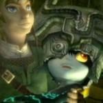 Link and Midna Twilight Princess