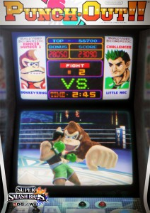 Little Mac VS Donkey Kong
