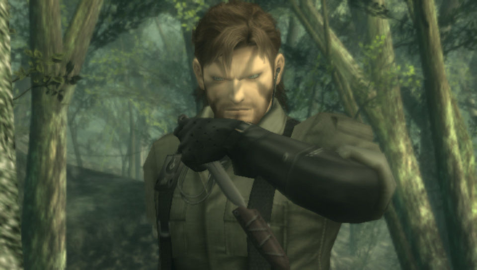 Naked Snake Metal Gear Solid 3