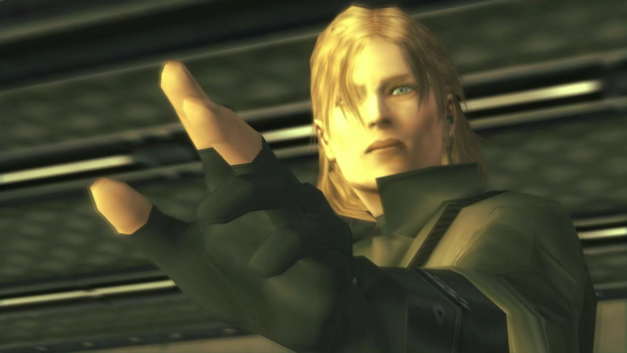 The Boss Metal Gear Solid 3