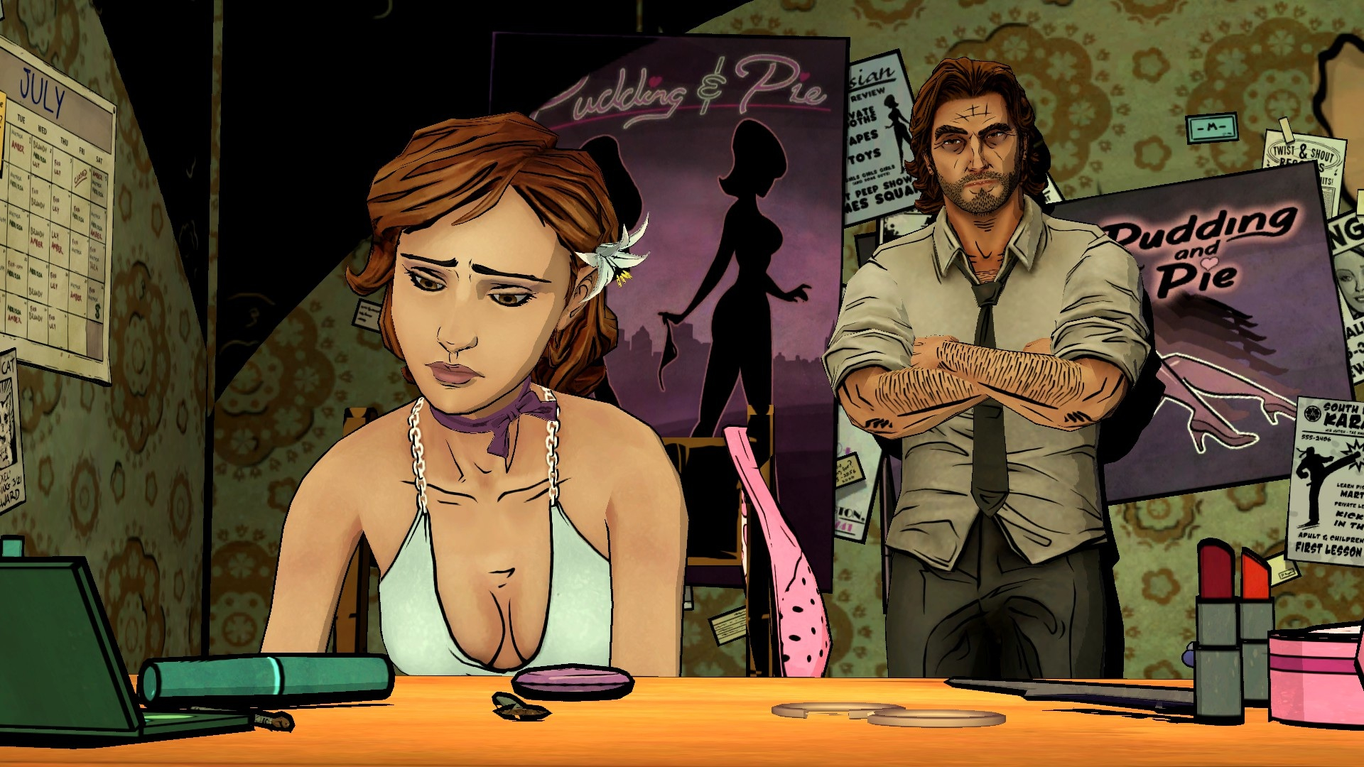 The wolf among us nerissa