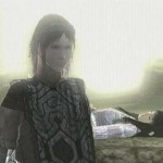 Wander and Mono Shadow of the Colossus