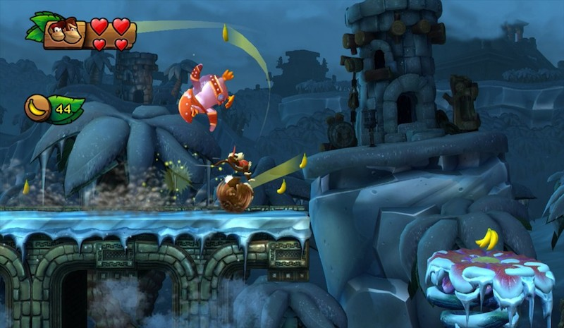 "Donkey Kong Country: Tropical Freeze reportedly runs on the very same ""tools"" as the Metroid Prime games."