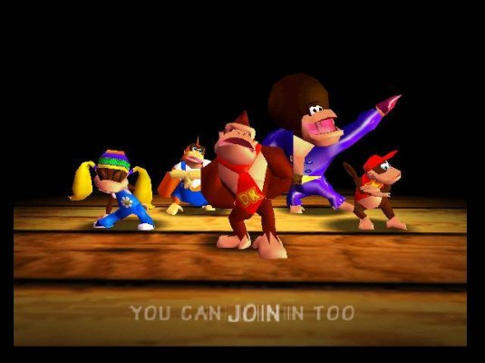The one, the only. The DK Rap.