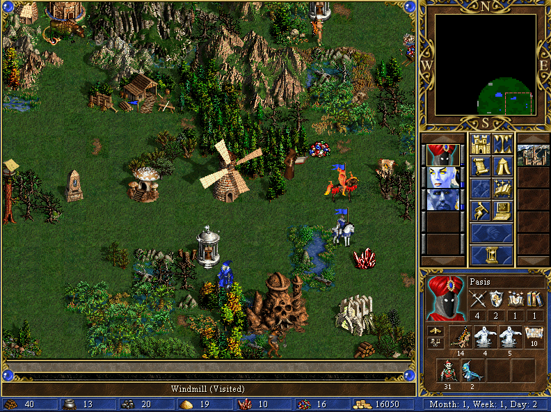 Gaming Retrospective Heroes Of Might And Magic Iii