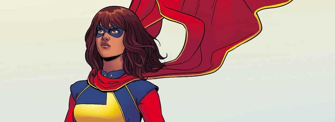 Ms. Marvel #1 Review: Struggling Muslim By Day, Superhero By Night