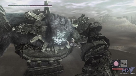 In Shadow of the Colossus, you can only hold on so long. This added incredible tension to every encounter with the colossi