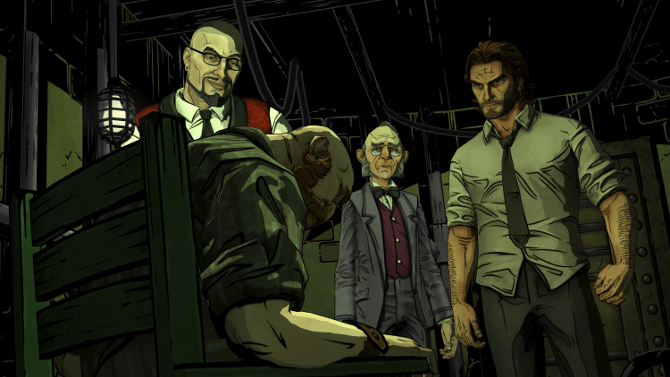 the wolf among us smoke and mirrors review