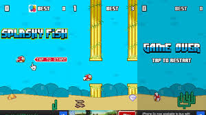 splashy fish courtesy of hereisthecity.com