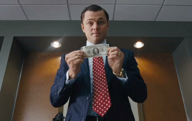 wolf of wall street 2