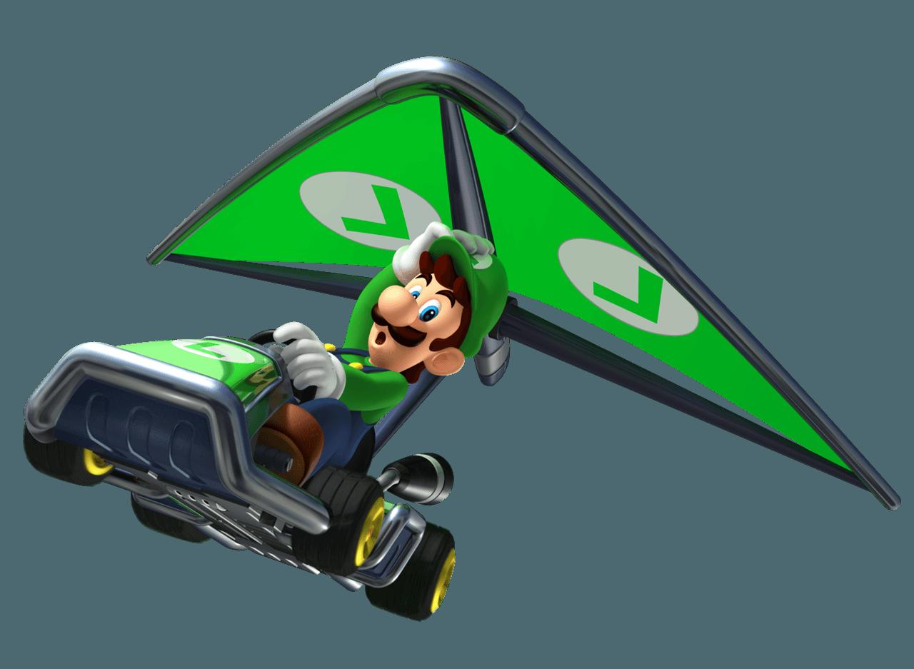 Luigi Mario Kart 7