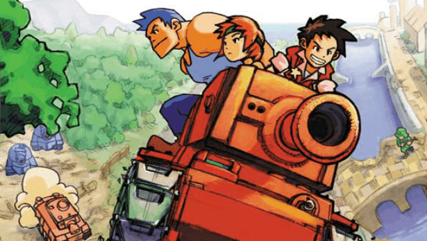 Advance Wars Orange Star Cos