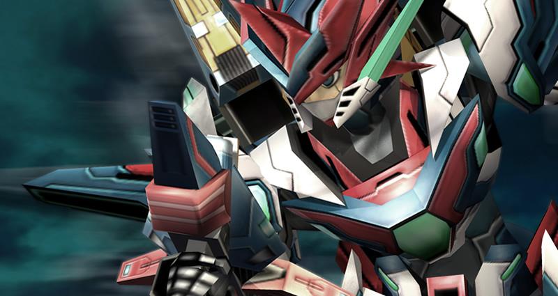 Custom Robo Ray CG
