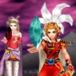 Dissidia Onion Knight Terra crystals