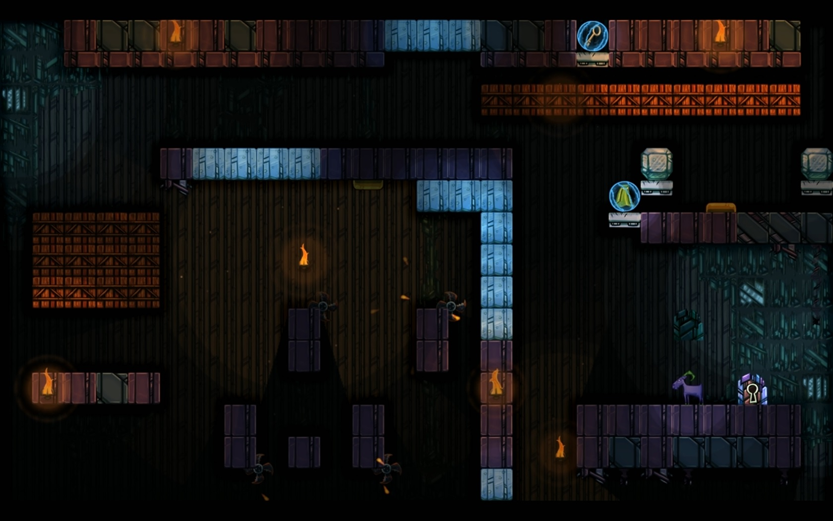 Escape Goat 2 Screenshot Vengeance