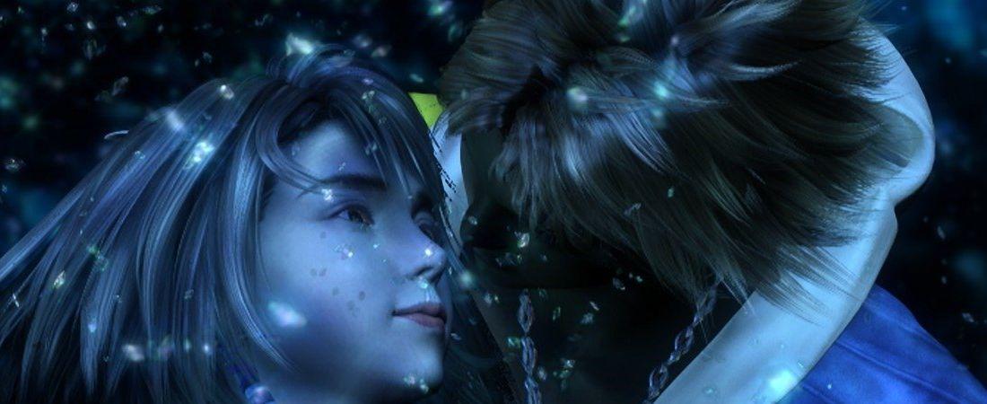 Final Fantasy X Tidus Yuna floating