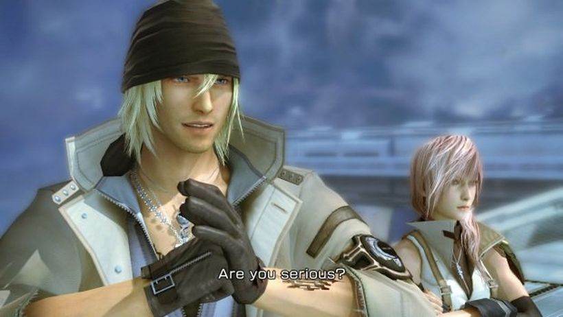 I asked the same question when they announced XIII-2