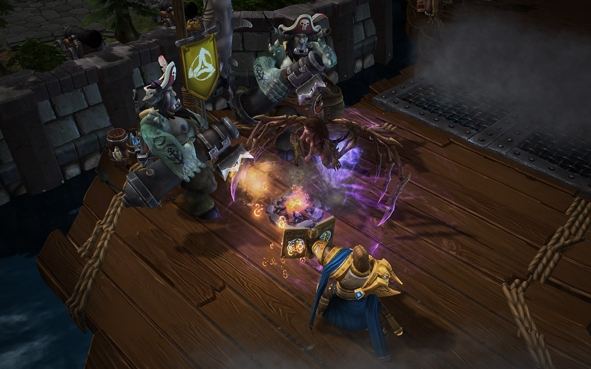 Heroes of the Storm 0