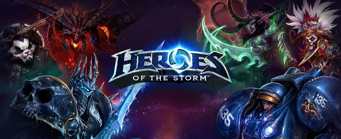Heroes of the Storm featured