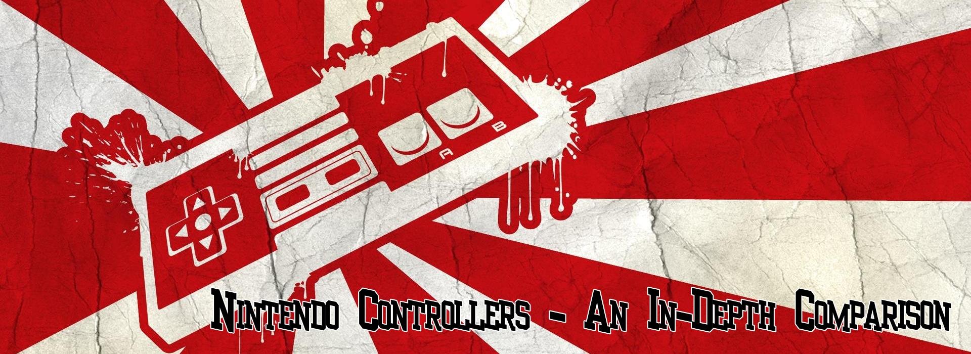 Nintendo Controllers – An In-Depth Comparison