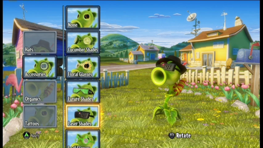 Plants Vs Zombies GW 4