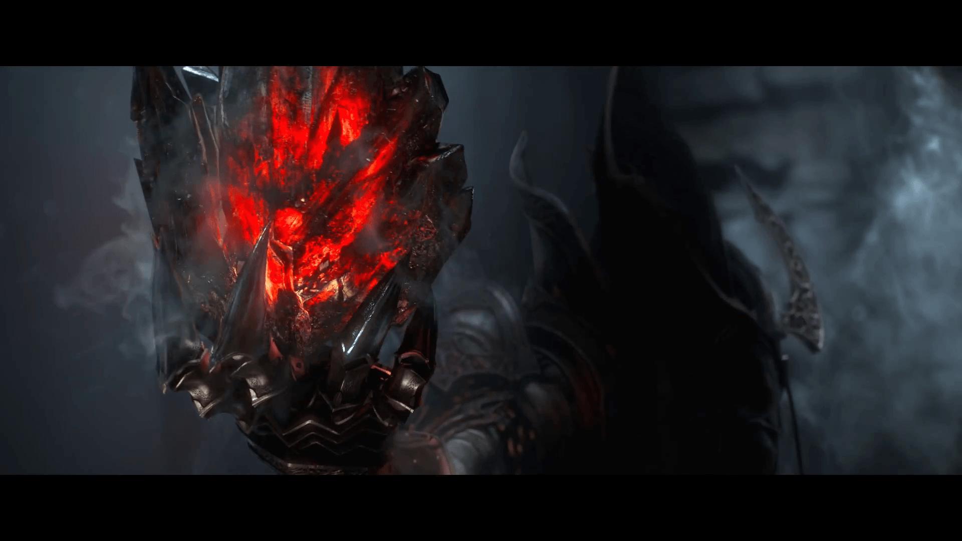 Reaper of Souls Malthael