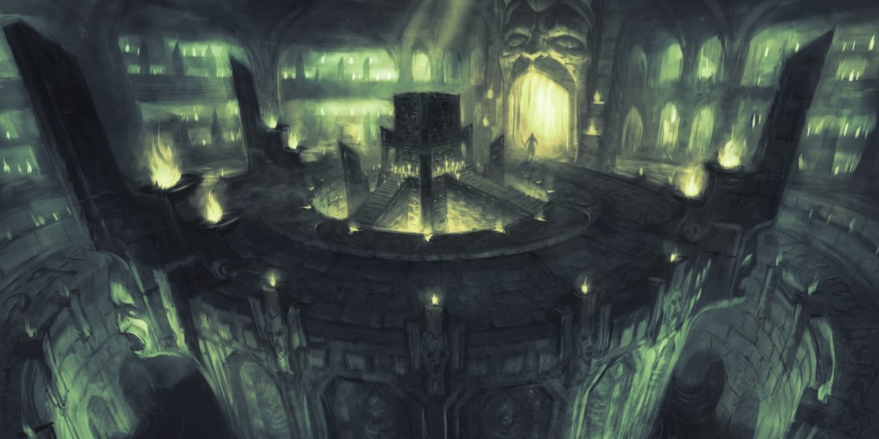Reaper of Souls TOmb of Rakkis
