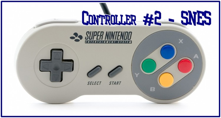 Incredibly hard to dislike, up next is the SNES controller.