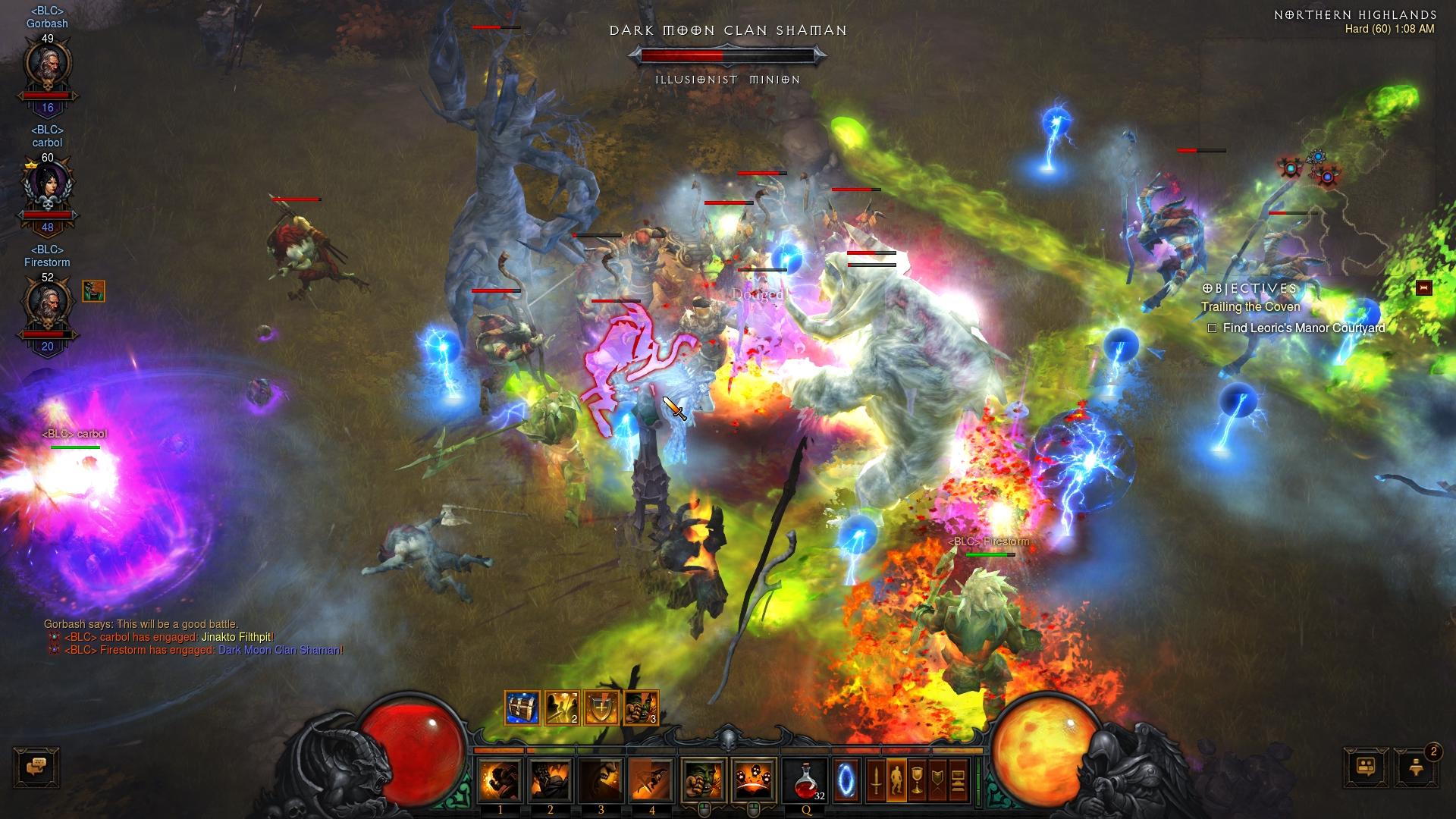 Diablo 3 patch 2.0