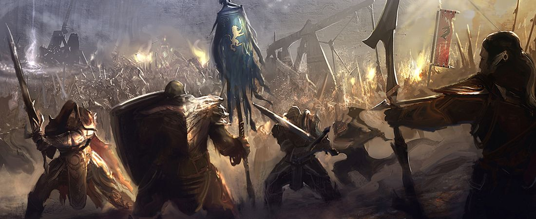 The Elder Scrolls Online banner