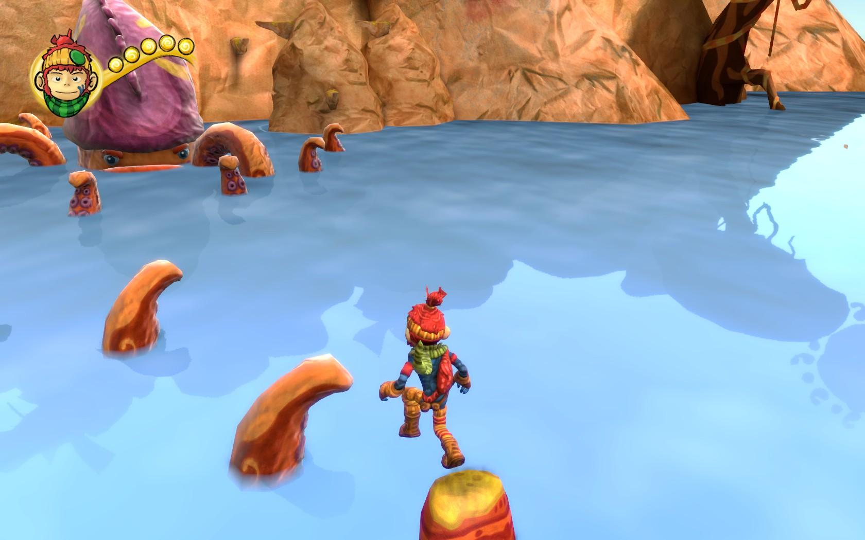 The Last Tinker Koru Jumping