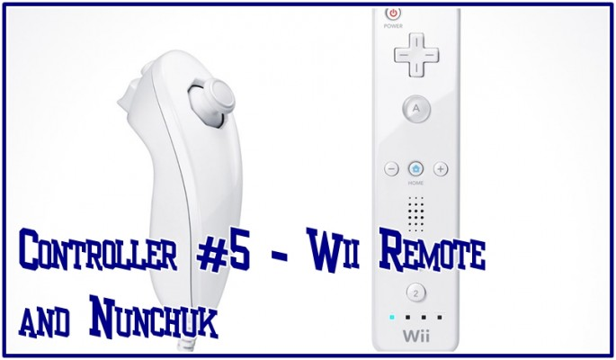 Innovative. Interesting.  The Wii Remote and Nunchuk enter the conversation.