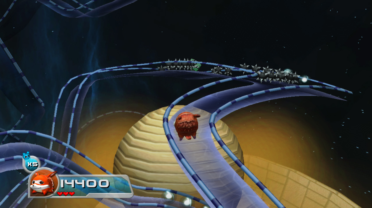 Armillo Wii U