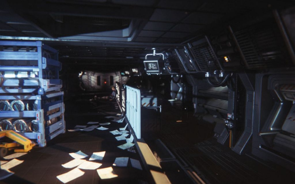 alien isolation how to get back to the transit station