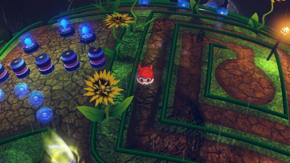 Armillo Hedge Maze