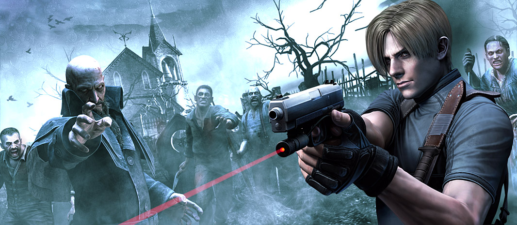 Resident Evil 4 Chris