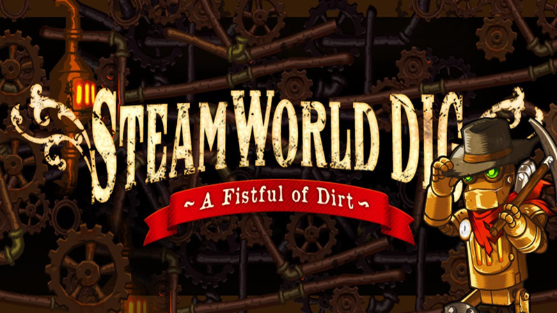 Twitch Livestream: SteamWorld Dig Pre-Release Gameplay! With Discussion