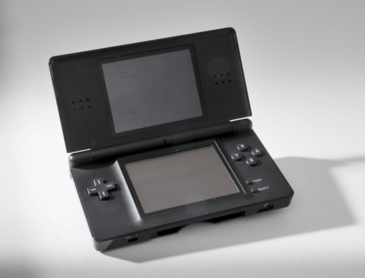 Perhaps the most visually appealing handheld ever made, the DS Lite is almost a work of art.