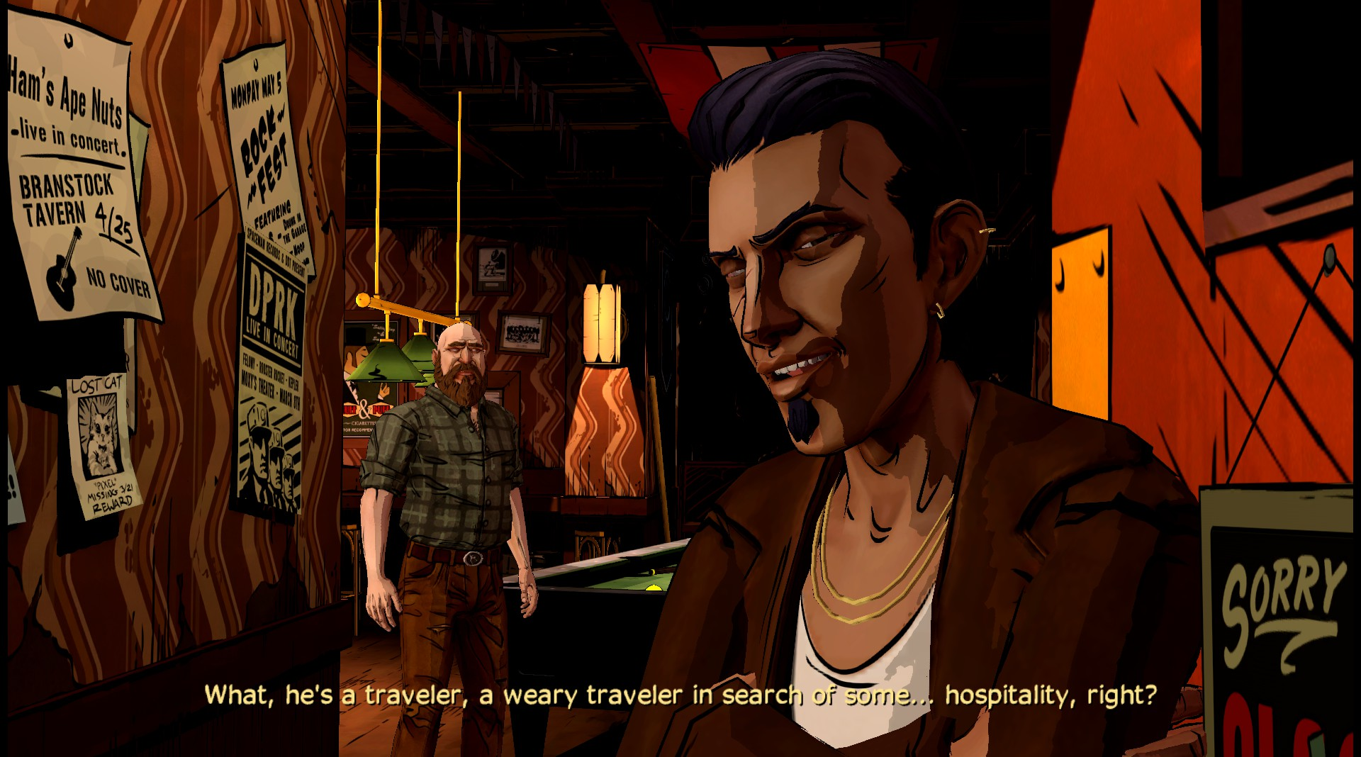 The Wolf Among Us episode 3 sc1