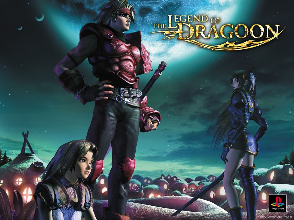 10. Legend of Dragoon