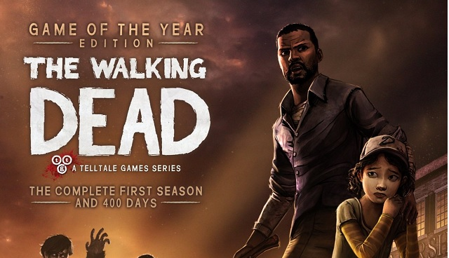 The Walking Dead Game of the Year Edition
