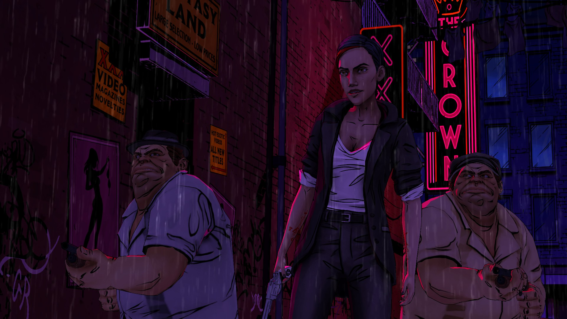The Wolf Among Us Bloody Mary