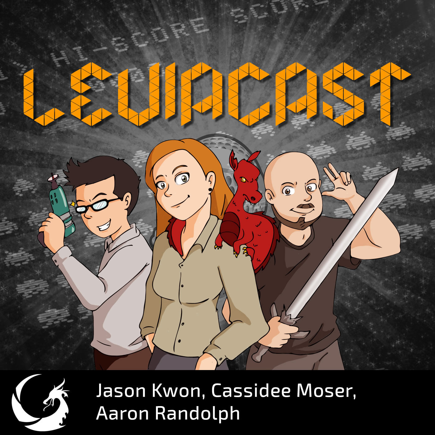 Leviacast 57: Escape Goat 2, Oculus Rift, and Game_Jam (With Guest Ian Stocker)