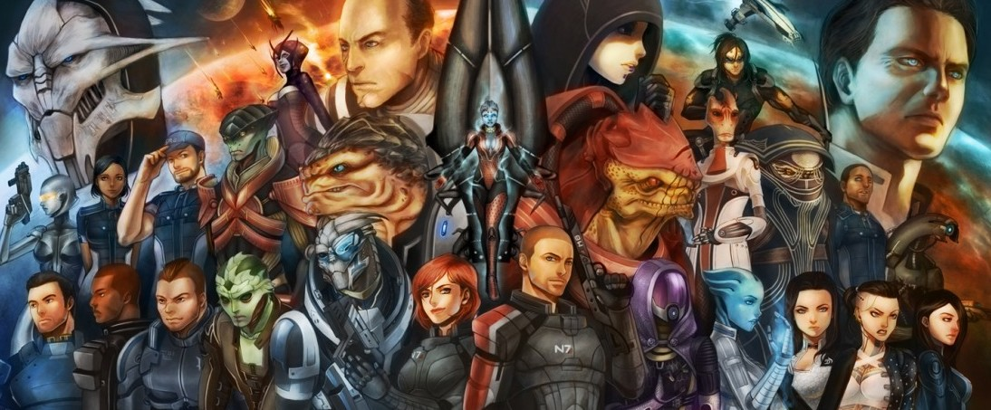 """Mass Effect 4′s Development """"Somewhere In The Middle"""" Stages"""