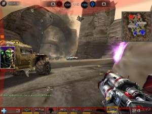 Maybe we will get an updated version of the classic Unreal Tournament 2004?