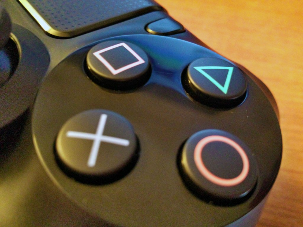 PS Buttons